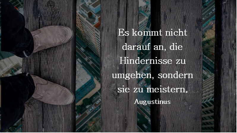 Motivation am Montag - #2