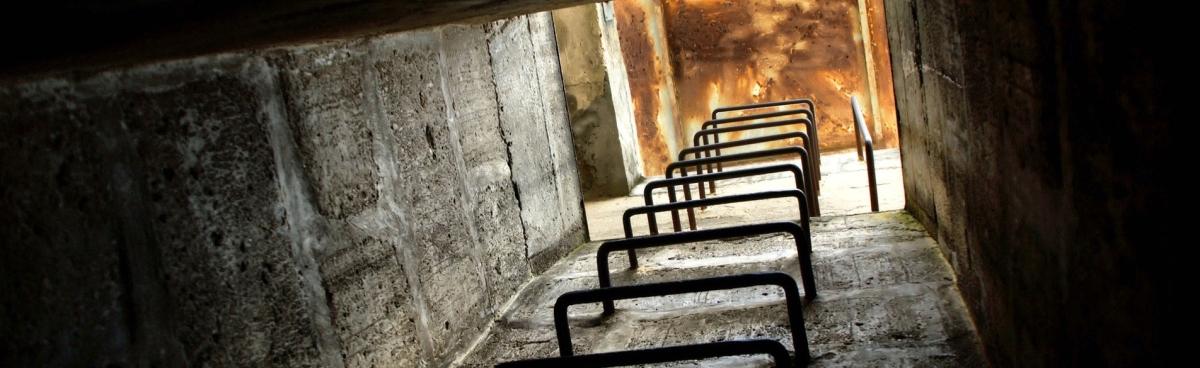 """Mein Wochenende im """"Bunker"""""""